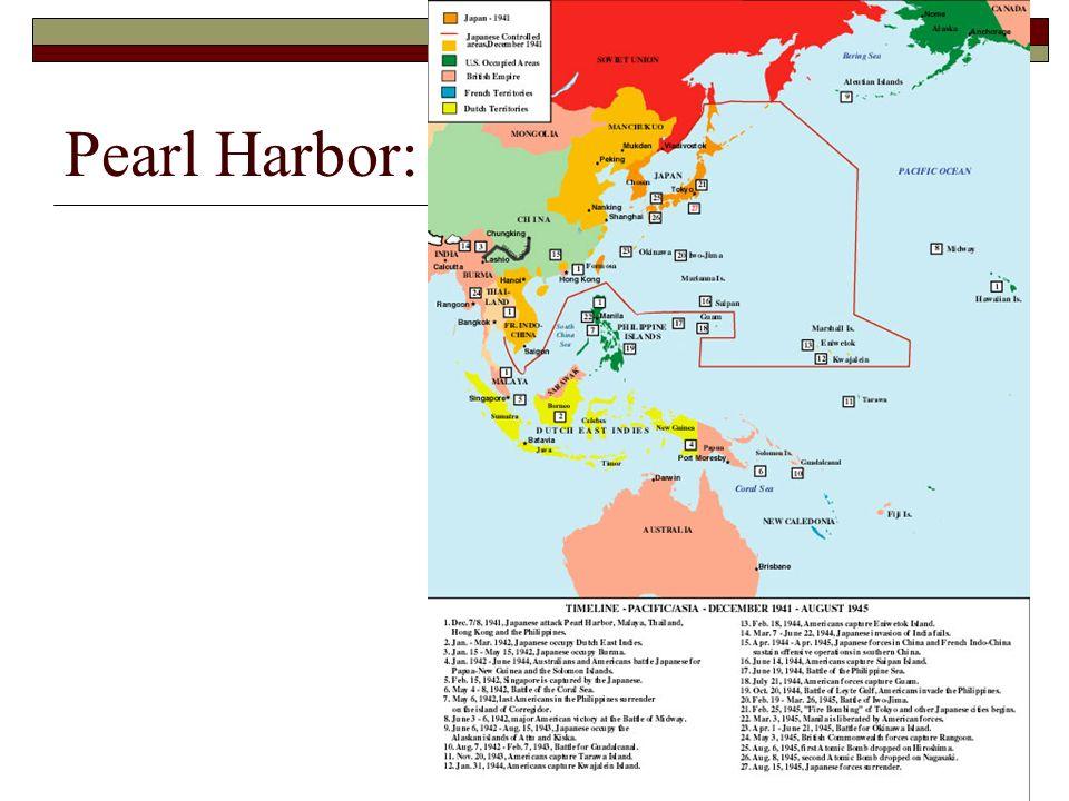 Pearl Harbor: