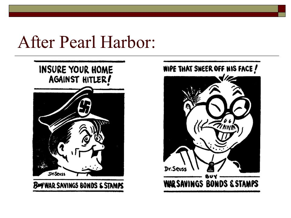 After Pearl Harbor:
