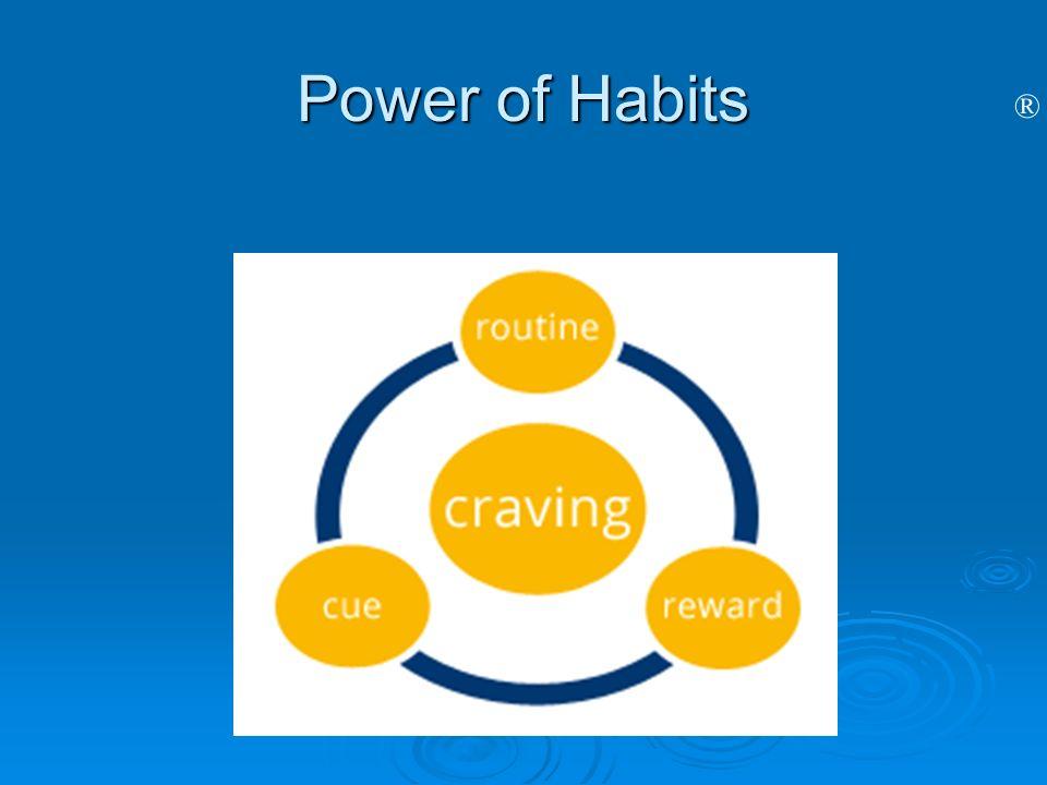 ® Power of Habits