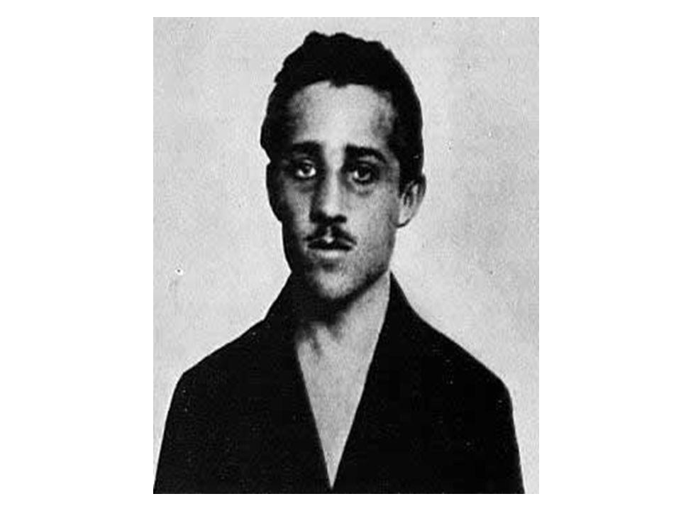 Gavrilo Princip Member of the black hand and assassin of Franz Ferdinand