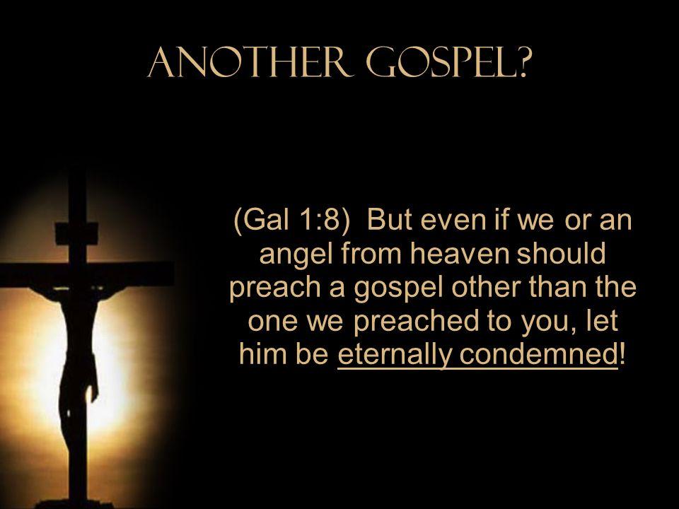 Another Gospel.Phil Sanders, The Christian Chronicle (Feb.