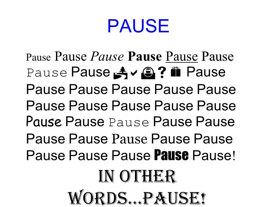 PAUSE Pause Pause Pause Pause Pause Pause Pause Pause Pause Pause Pause Pause Pause Pause Pause Pause Pause Pause Pause Pause Pause Pause Pause Pause