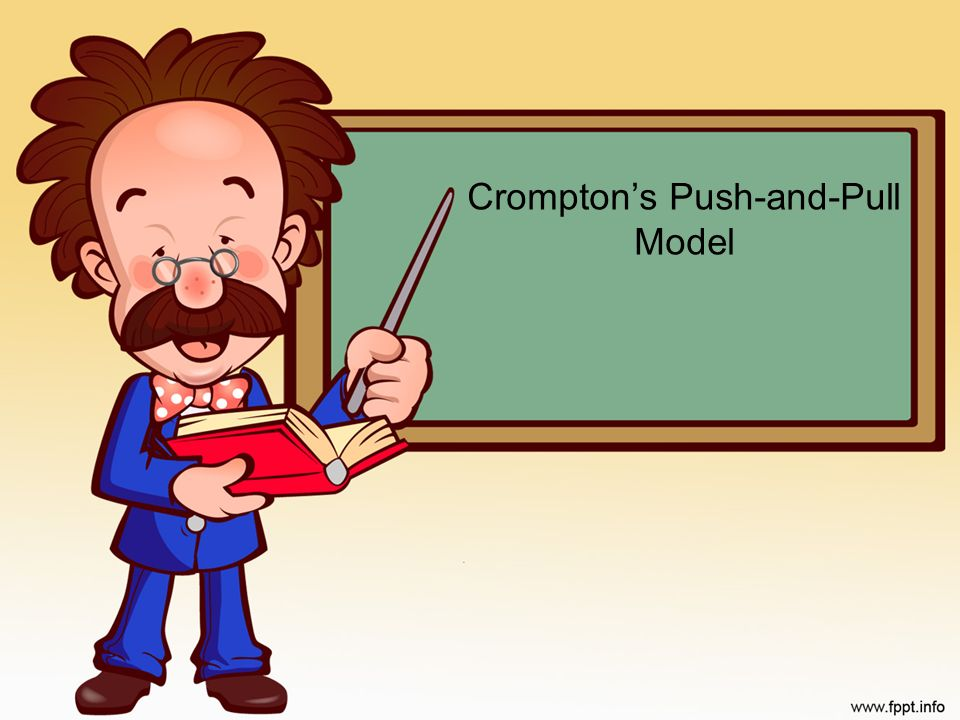 Cromptons Push-and-Pull Model