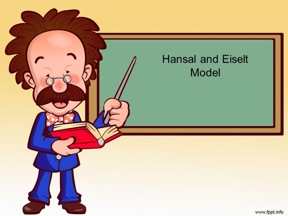 Hansal and Eiselt Model