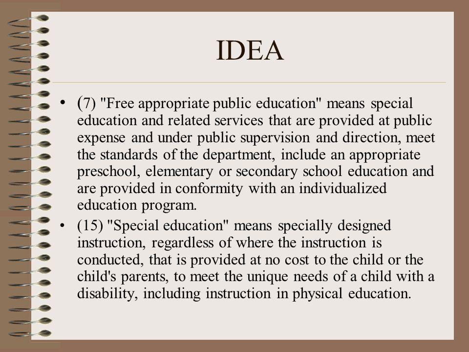 IDEA ( 7)