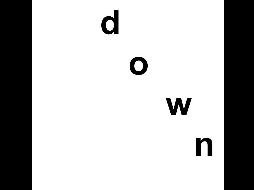 d o w n