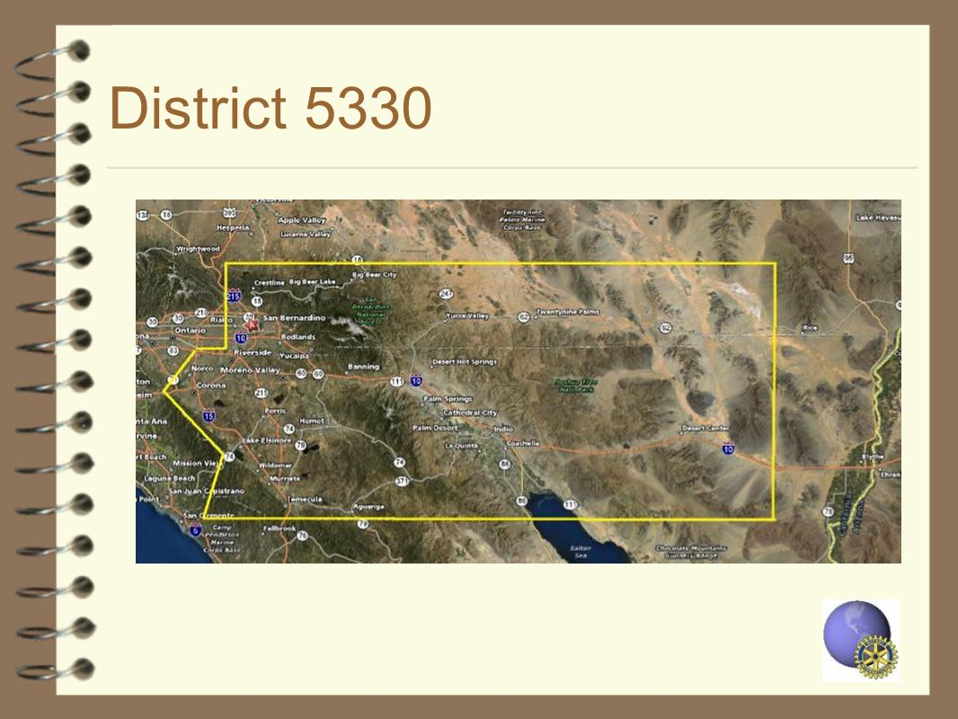 District 5330