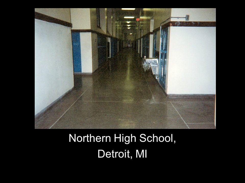 Northern High School, Detroit, MI