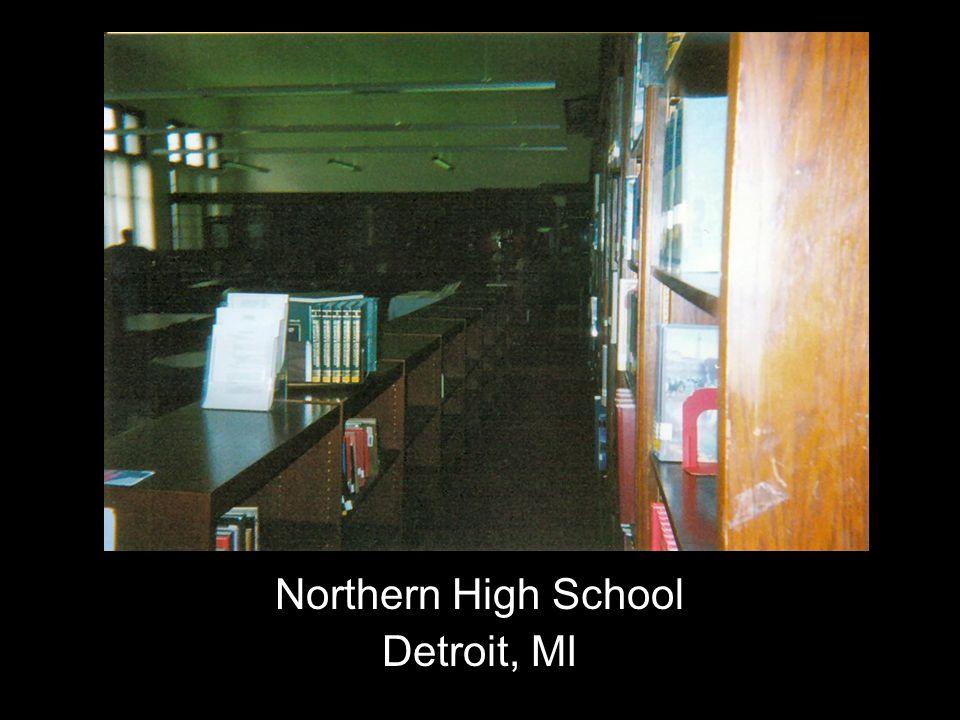 Northern High School Detroit, MI