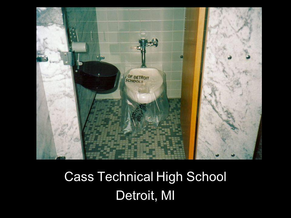 Cass Technical High School Detroit, MI