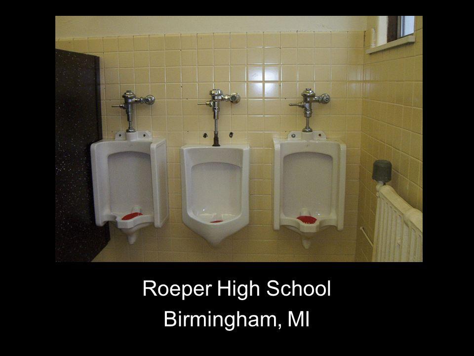 Roeper High School Birmingham, MI