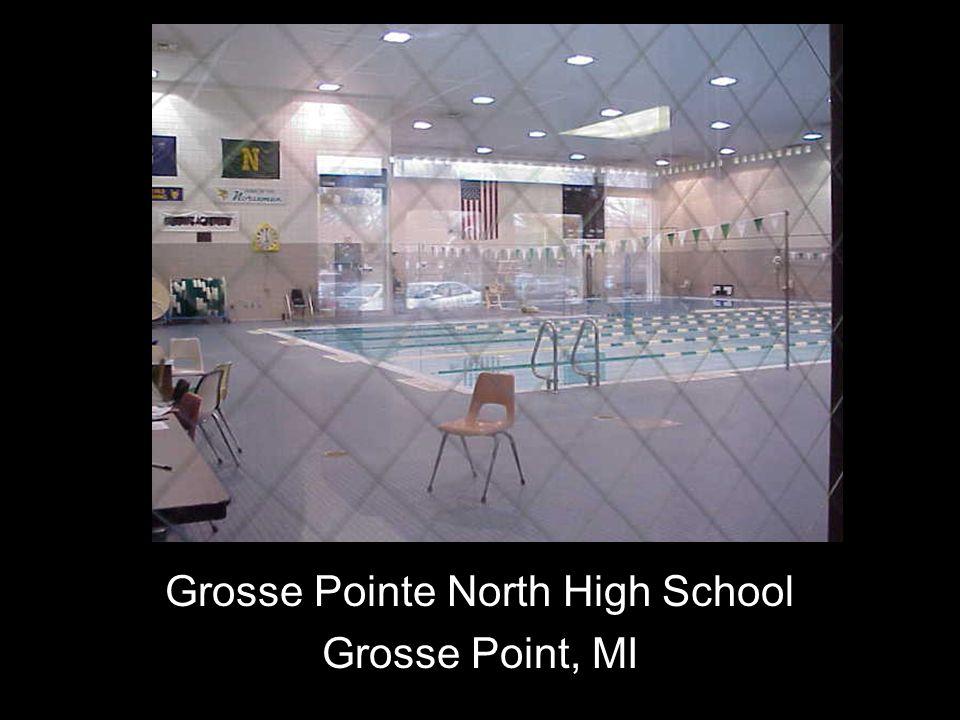 Grosse Pointe North High School Grosse Point, MI