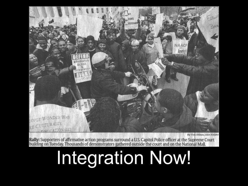 Integration Now!