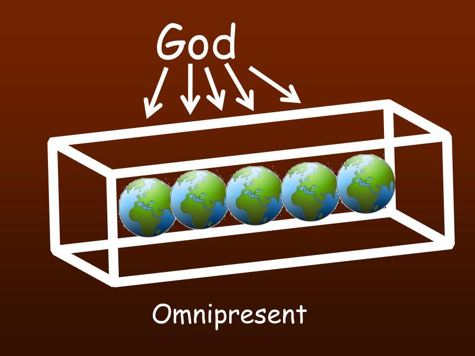 God Omnipresent
