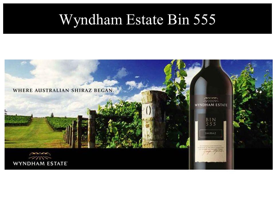 Wyndham Estate Bin 555