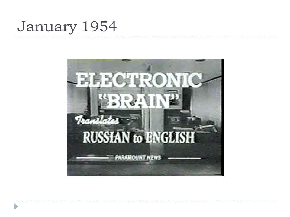 January 1954