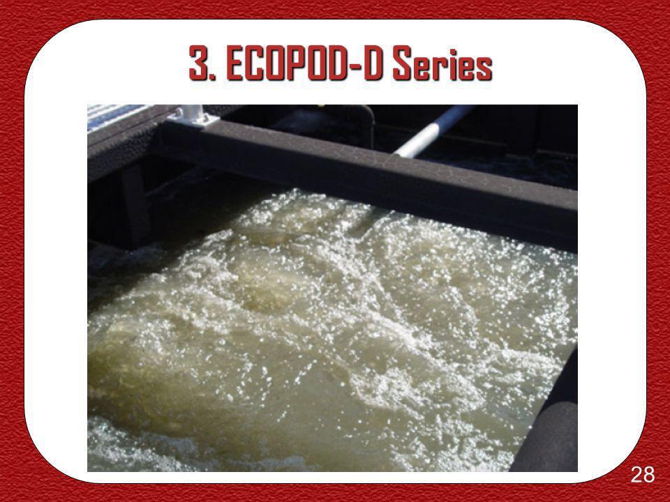 27 3. ECOPOD-D Series