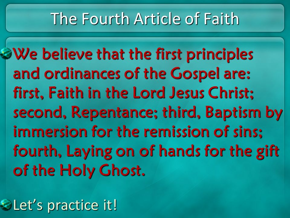 The Holy Ghost When Christ was on the earth, He promised he would send The Holy Ghost to comfort us, Our true, eternal friend. The Holy Spirit whisper