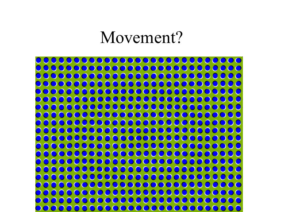 Movement?