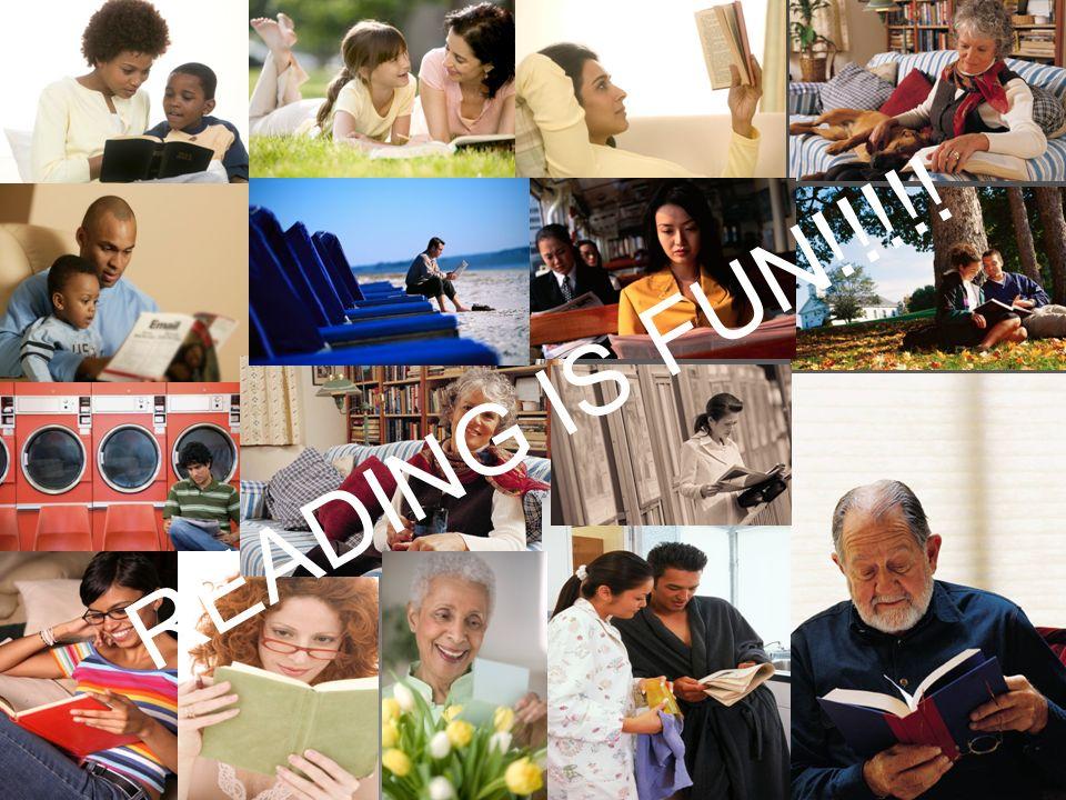 READING IS FUN!!!!!