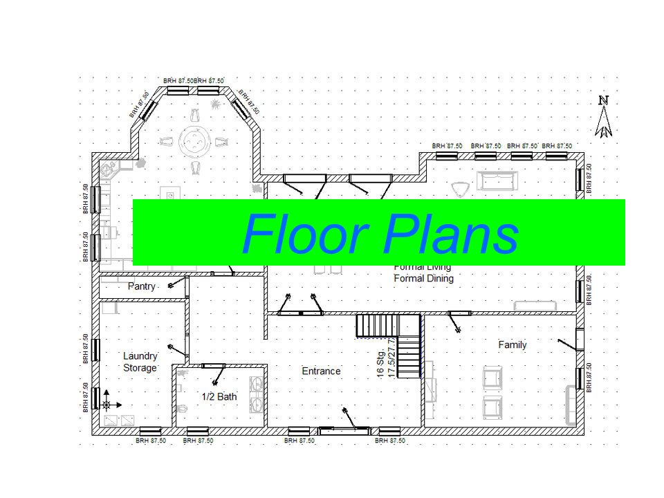 What is a floor plan.A floor plan is a drawing that shows a room as seen from above.