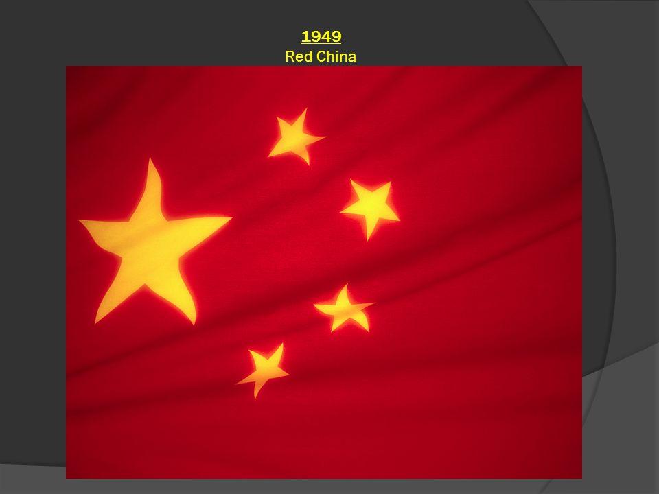 1949 Red China