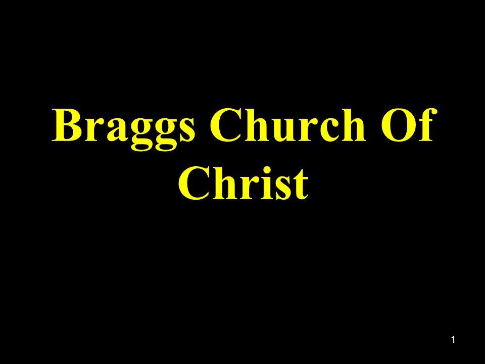 1 Braggs Church Of Christ