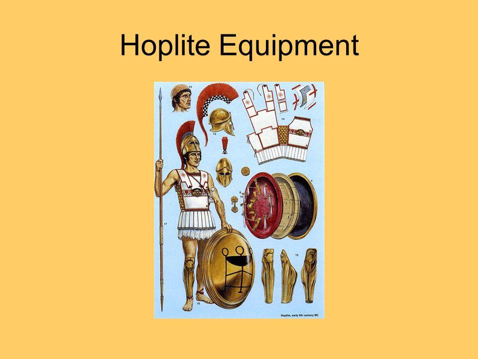 Hoplite Equipment