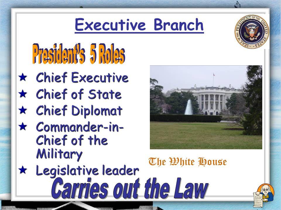 The Federal Capital Building House of Representatives The Senate Legislative Branch