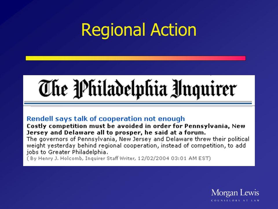 Regional Action