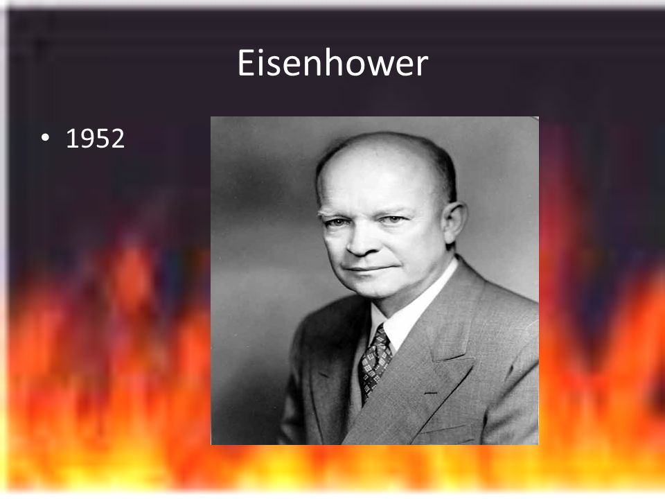 Eisenhower 1952