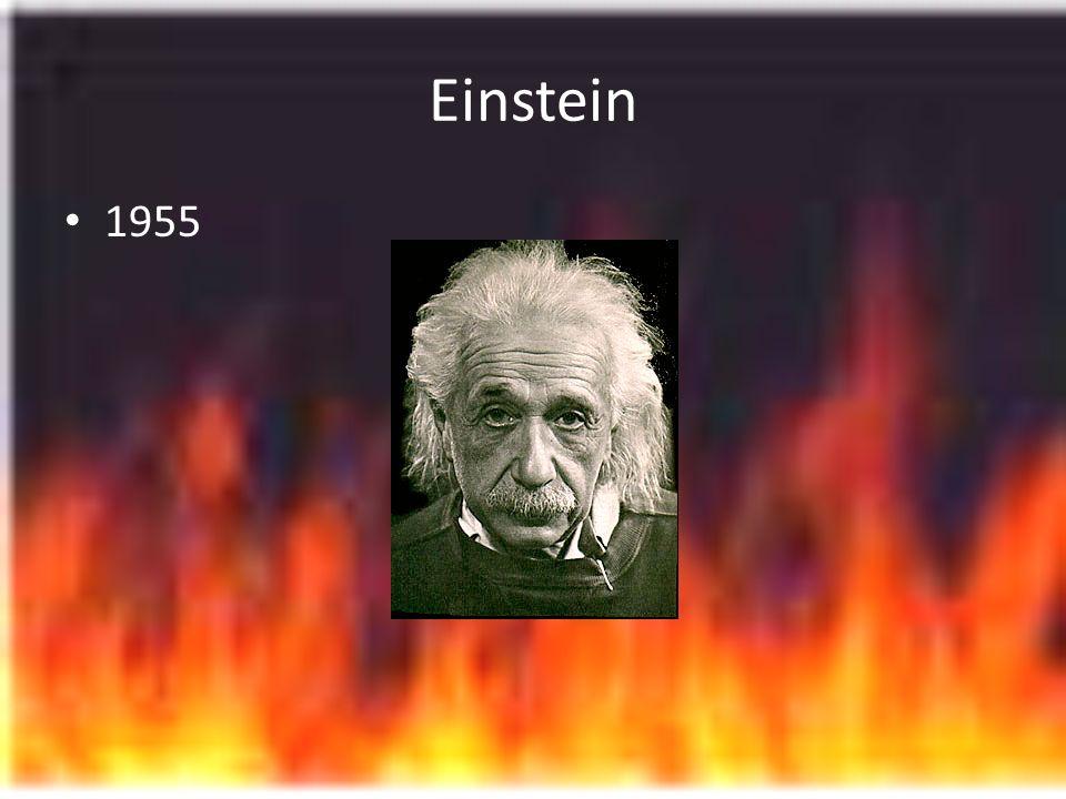 Einstein 1955