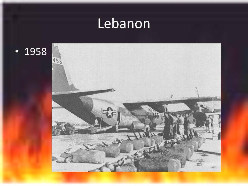 Lebanon 1958