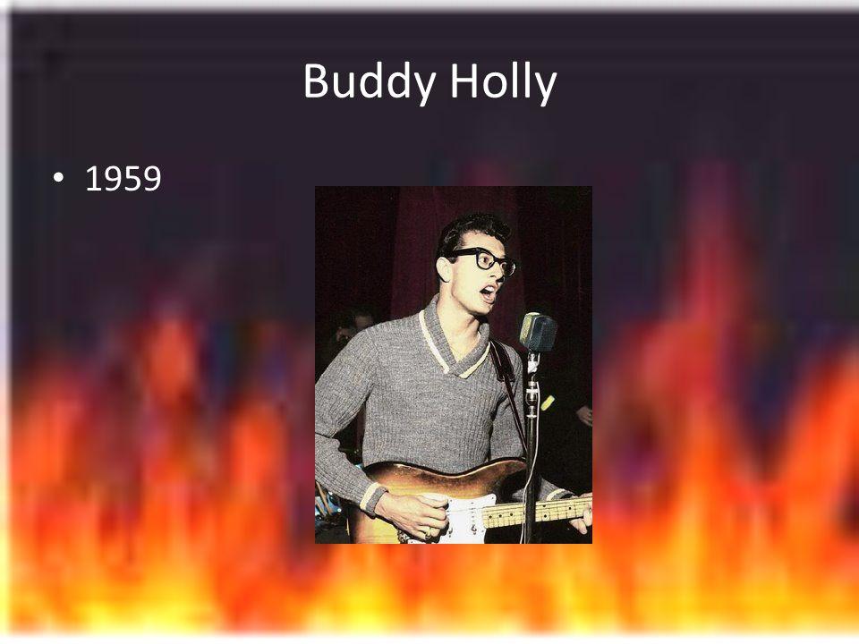 Buddy Holly 1959