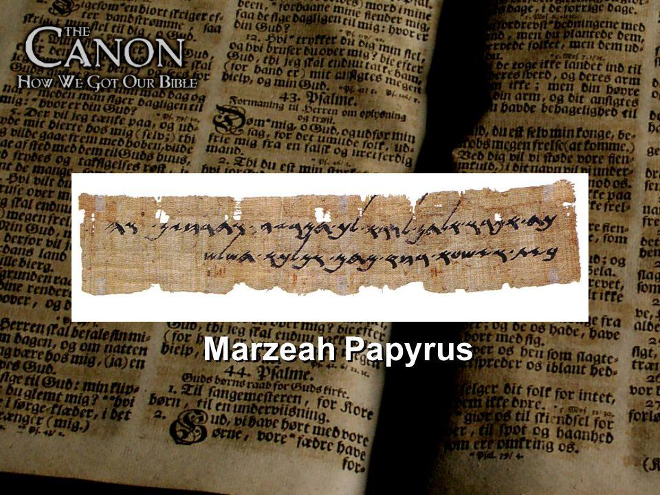 Marzeah Papyrus