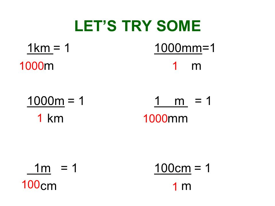 Worksheets M Km Mm unit 2 math of chemistry 3 how do we convert units aim lets try some 1km 11000mm1 m 1000m 11 1 km