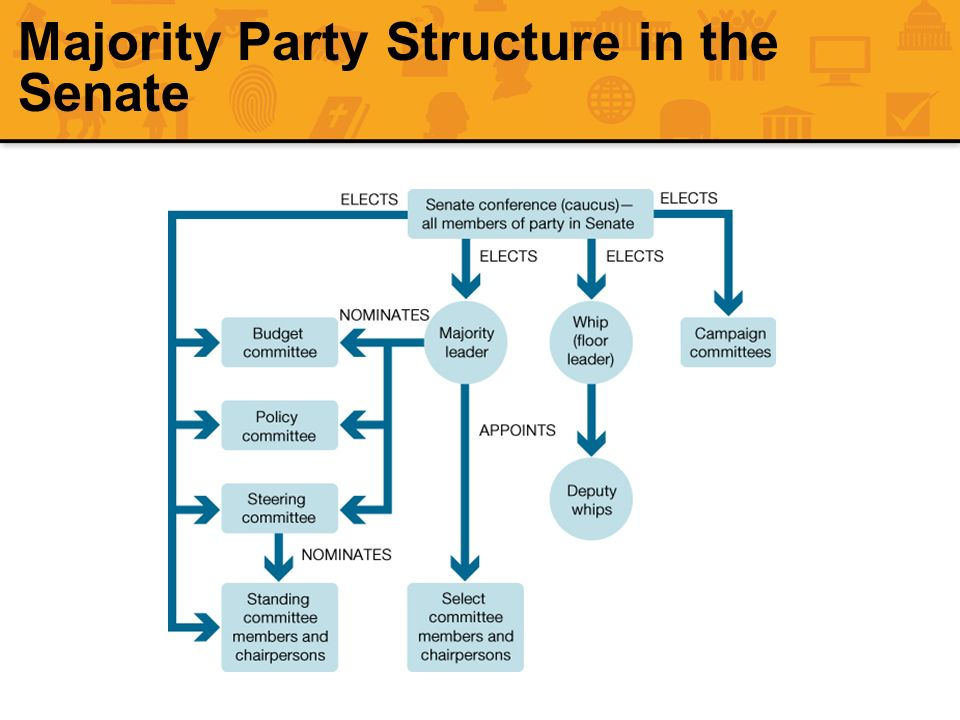 Majority Party Structure in the Senate