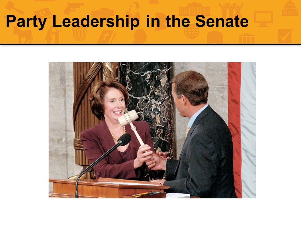 Party Leadership in the Senate