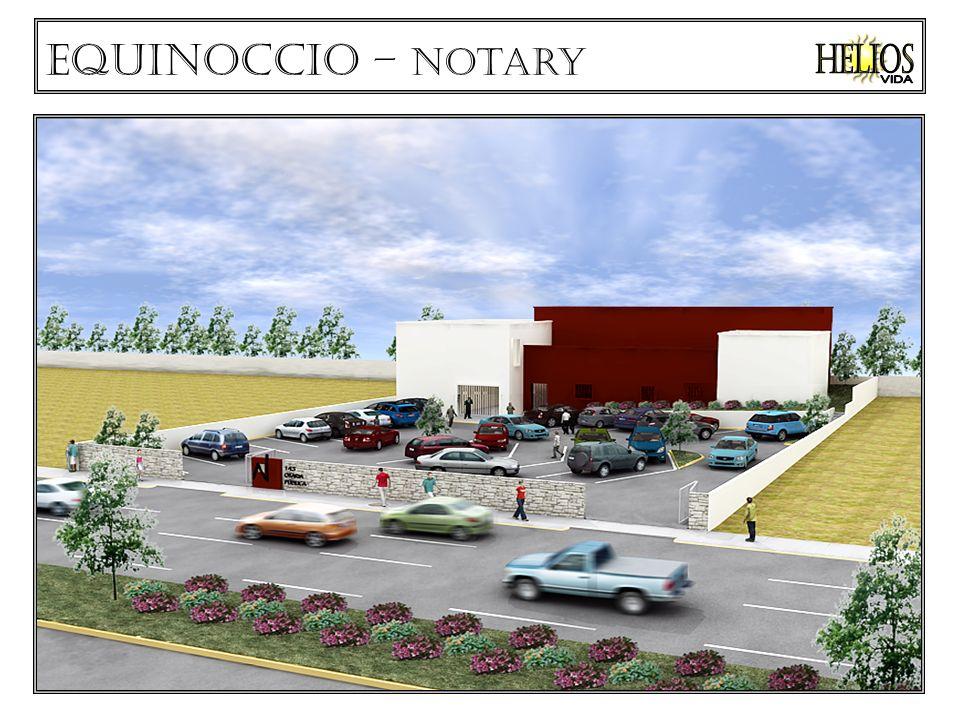 Equinoccio – notary
