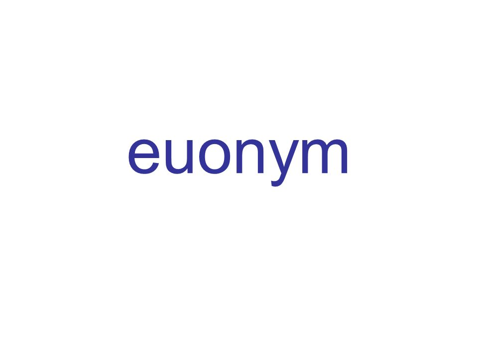 euonym