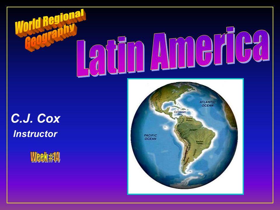 C.J. Cox Instructor