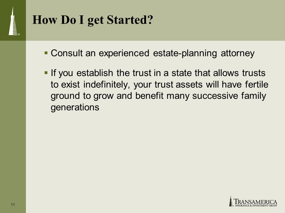 11 How Do I get Started.