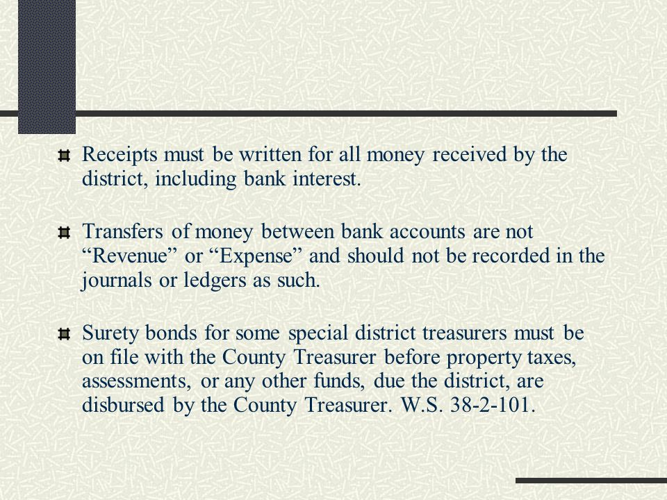 The treasurer should sign all checks. It is required that at least two signatures be on all checks.