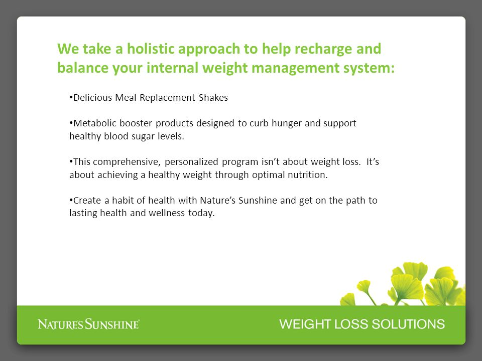 We take a holistic approach to help recharge and balance your internal weight management system: Delicious Meal Replacement Shakes Metabolic booster p