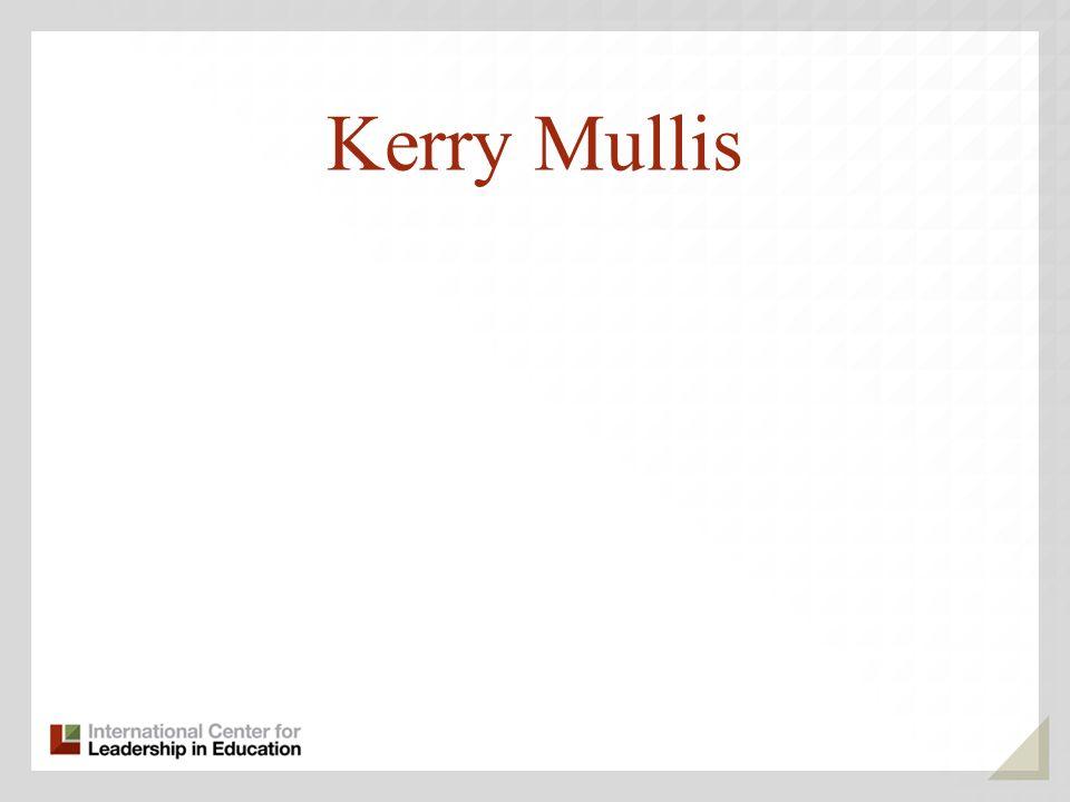 Kerry Mullis