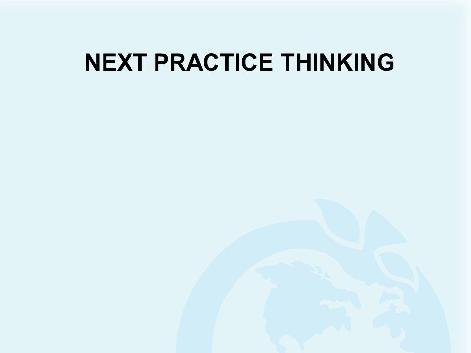NEXT PRACTICE THINKING