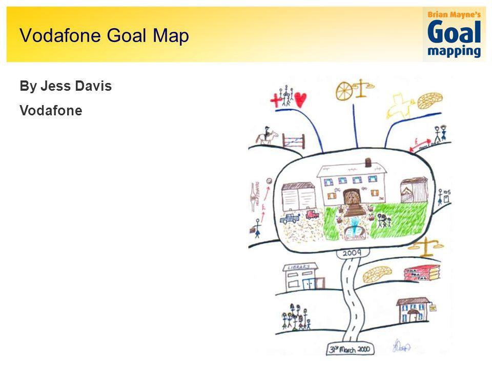 Vodafone Goal Map By Jess Davis Vodafone