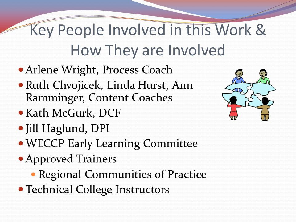 How to Learn About this Initiative Contact DLL Steering Committee Members View postings on WECCP website www.collaboratingpartners.com www.collaboratingpartners.com