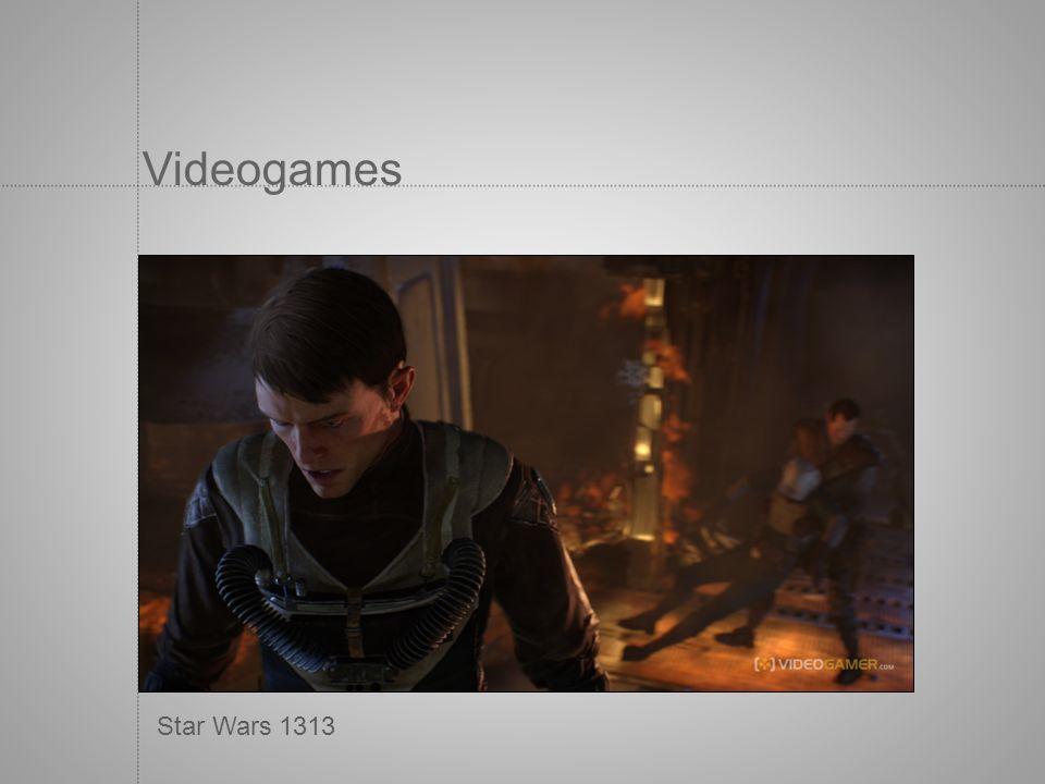 Videogames Star Wars 1313