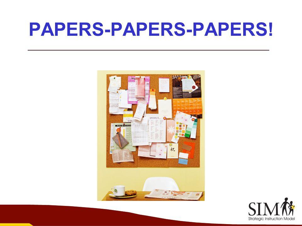 Student/Teacher Commitments